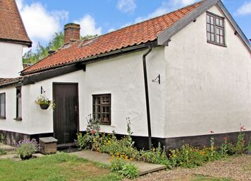 Thumbnail 2 bedroom cottage to rent in Hall Road, Winfarthing, Diss, Norfolk