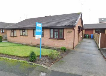 Thumbnail 2 bedroom semi-detached bungalow for sale in Kerridge Drive, Bredbury, Stockport