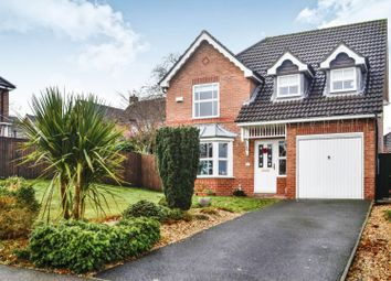 Thumbnail 4 bed detached house for sale in Obelisk Way, Congleton
