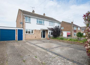 Thumbnail 3 bed semi-detached house for sale in Beech Green Close, Eythorne, Dover