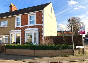 Thumbnail 4 bed end terrace house for sale in Lansdown Road, Swindon