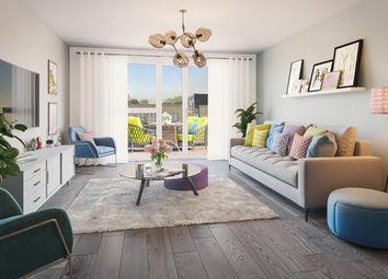 Thumbnail 1 bed flat for sale in Barratt, Brand New, Upton Gardens, Upton Park, Eastham, London