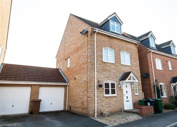 Thumbnail 4 bed link-detached house for sale in East Of England Way, Orton Northgate, Peterborough