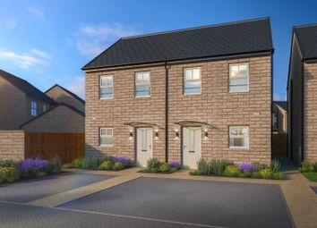 Thumbnail 2 bed semi-detached house for sale in Skeltons Lane, Leeds
