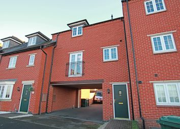 Thumbnail 2 bedroom maisonette for sale in Guildhall Close, Church Gresley, Swadlincote