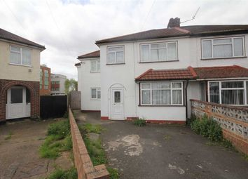 Thumbnail 4 bed semi-detached house to rent in Doghurst Avenue, Harlington, Hayes