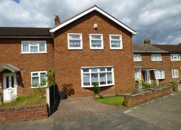 Thumbnail 3 bedroom terraced house for sale in Brindley Road, West Bromwich, West Midlands