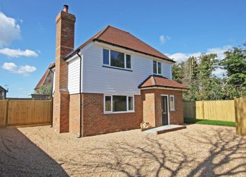 Thumbnail 3 bed detached house for sale in Bodiam Road, Sandhurst, Cranbrook