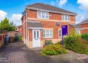 2 bed semi-detached house to rent in Dunlin Grove, Leigh, Lancashire WN7