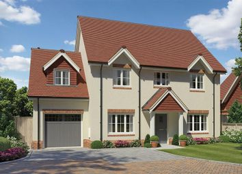 Thumbnail 4 bed detached house for sale in Fincham Place, Slinfold, Horsham