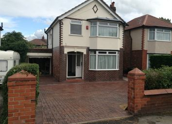 Thumbnail 3 bed detached house to rent in Chester Road, Helsby, Frodsham