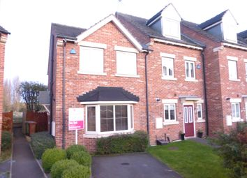 Thumbnail 3 bed terraced house to rent in Mulberry Gardens, Scunthorpe