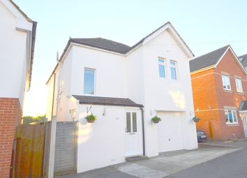 Thumbnail 3 bedroom detached house for sale in Phyldon Road, Parkstone, Poole