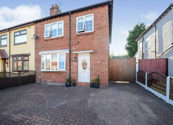 Thumbnail 3 bed semi-detached house for sale in Westfield Avenue, Broadgreen, Liverpool