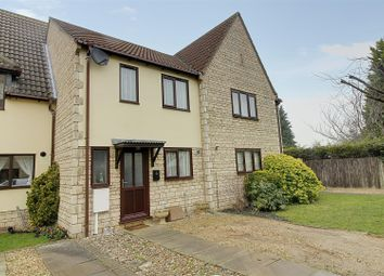 Thumbnail 2 bed terraced house for sale in Stephens Way, Deeping St. James, Peterborough