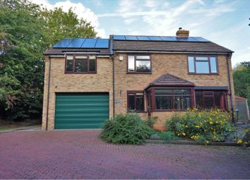 Thumbnail 5 bed detached house for sale in Church Lane, Cherry Willingham, Lincoln