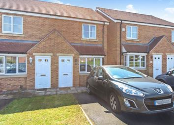 Thumbnail 2 bed semi-detached house to rent in Pennwell Dean, Leeds
