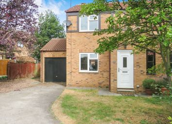2 bed semi-detached house for sale in Summerfield Close, Brotherton, Knottingley WF11