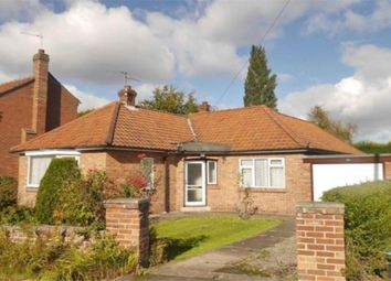 Thumbnail 3 bedroom bungalow for sale in The Avenue Park Estate, Haxby, York