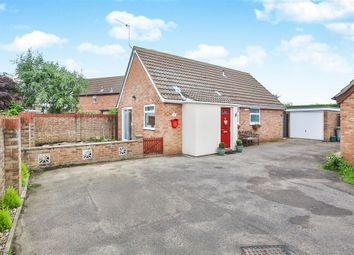 Thumbnail 2 bedroom detached bungalow for sale in Edgefield Close, Old Catton, Norwich