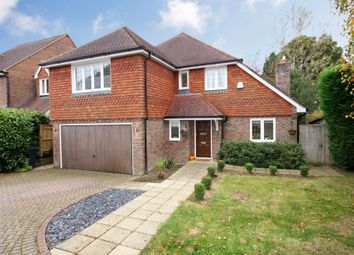 Thumbnail 5 bed detached house for sale in 6 Broad Oak, Buxted, Uckfield, East Sussex