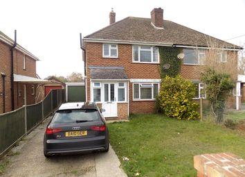 Thumbnail 3 bed semi-detached house for sale in Hampton Lane, Holbury