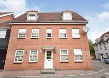 5 bed link-detached house for sale in Chafford Hundred, Grays, Essex RM16