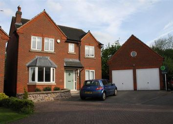 4 bed detached house for sale in Foxglove Drive, Groby, Leicester LE6