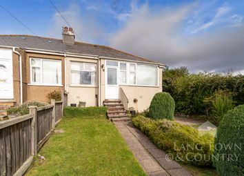 Thumbnail 2 bed semi-detached bungalow for sale in South View, Elburton, Plymouth, Devon
