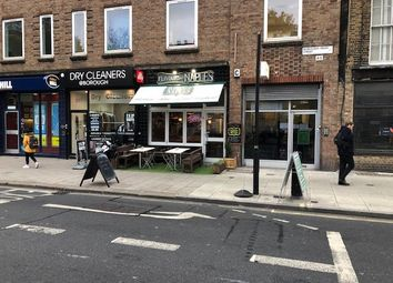 Restaurant/cafe to let in Borough High Street, London SE1