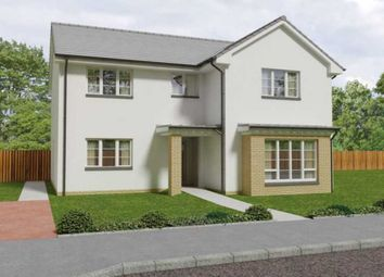 Thumbnail 4 bed detached house for sale in The Spey Stirling Road, Kilsyth, Glasgow