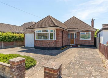 Thumbnail 4 bed detached bungalow for sale in Shaldon Way, Walton-On-Thames