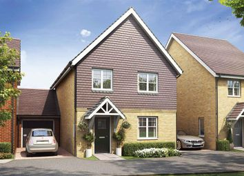 "Thumbnail 4 bed detached house for sale in ""The Lydford - Plot 513"" at Edmett Way, Maidstone"