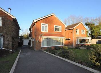 Thumbnail 3 bed detached house for sale in Norman Close, Battle