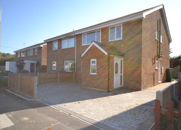 Thumbnail 3 bed semi-detached house for sale in Salthouse Close, Brookland, Romney Marsh