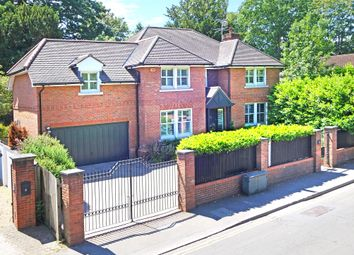 Thumbnail 5 bed detached house for sale in Milbourne Lane, Esher