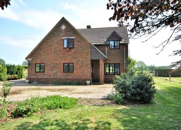 Thumbnail 2 bed detached house for sale in Smeeth Road, Marshland St. James, Wisbech