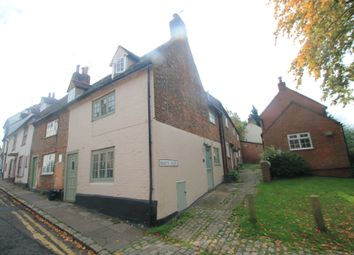 Thumbnail 2 bed end terrace house for sale in Castle Street, Aylesbury