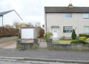 Thumbnail 2 bed semi-detached house to rent in 57 Ellisland Drive, Dumfries
