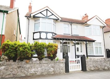 Thumbnail 4 bed semi-detached house to rent in Pendorlan Avenue, Colwyn Bay
