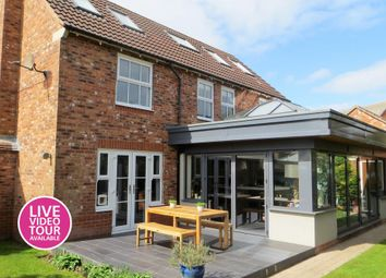 Thumbnail 5 bed detached house to rent in Lock House Lane, Earswick, York