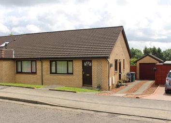 Thumbnail 2 bed bungalow for sale in Grangeneuk Gardens, Balloch, Cumbernauld, North Lanarkshire