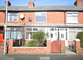 Thumbnail 2 bed terraced house to rent in Stanmore Avenue, Blackpool