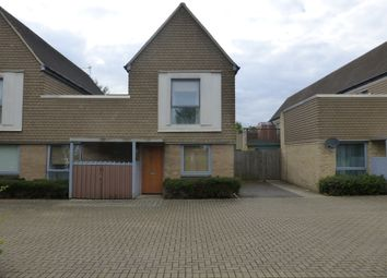 Thumbnail 3 bed semi-detached house for sale in All Saints Close, March