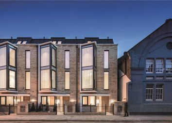 Park Terrace, Warriner Gardens, Battersea, London SW11. 4 bed property for sale