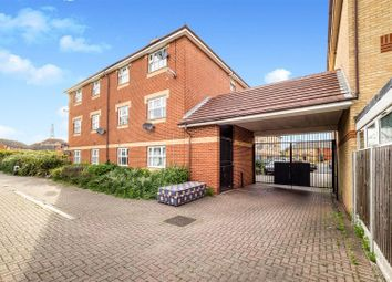 Thumbnail 2 bed flat for sale in Lupin Crescent, Ilford