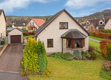 Thumbnail 4 bed detached house for sale in The Glebe, Abernethy, Perth