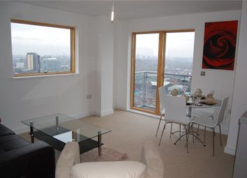 Thumbnail 2 bedroom flat to rent in Britton House, Green Quarter, Manchester