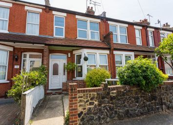 Thumbnail 2 bedroom terraced house for sale in Rylands Road, Southend-On-Sea