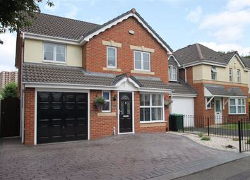 Thumbnail 4 bed detached house for sale in Dorothy Adams Close, Cradley Heath, West Midlands